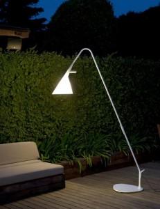ampoule luminaire extérieur