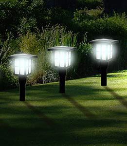 choix luminaire extérieur