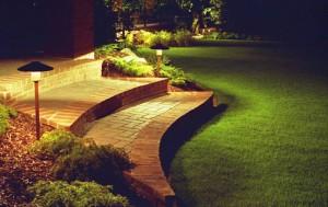 lampes de jardins