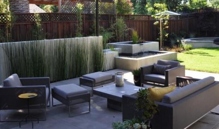 Best Idee Deco Jardin Contemporain Gallery - House Design ...